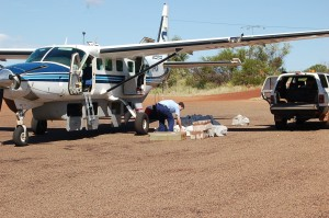 Charter Services - Halls Creek Airport - Aerodrome Management Services Australia